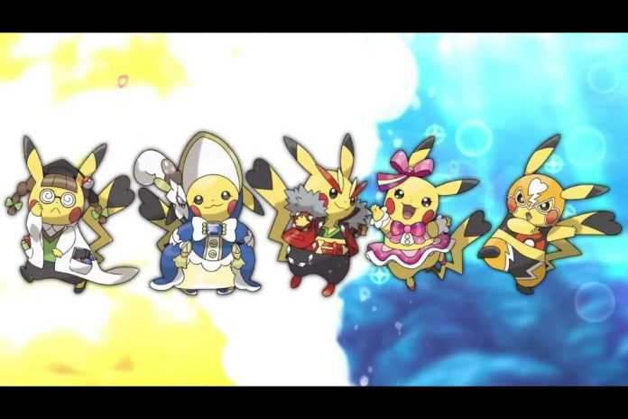a new corocoro scan shows that in the new pokemon games