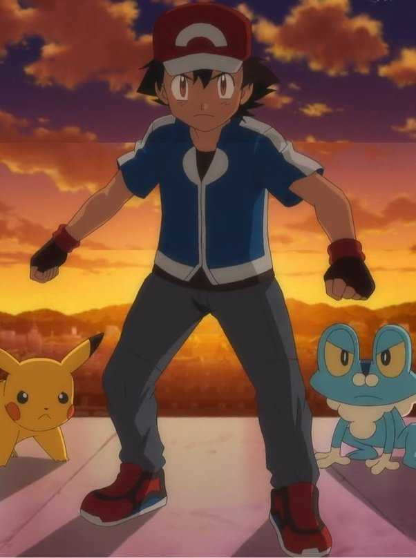 How old is Ash in Pokémon the Series: XY?