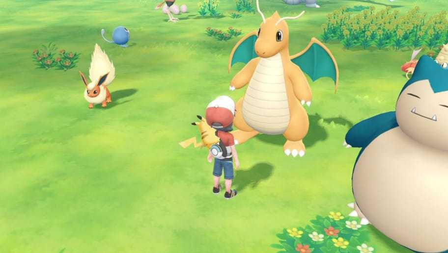 How to Catch Dragonite in Pokémon Let