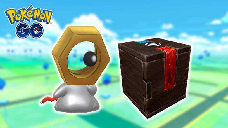 How to Get the Mystery Box for Meltan in Pokemon Go ...