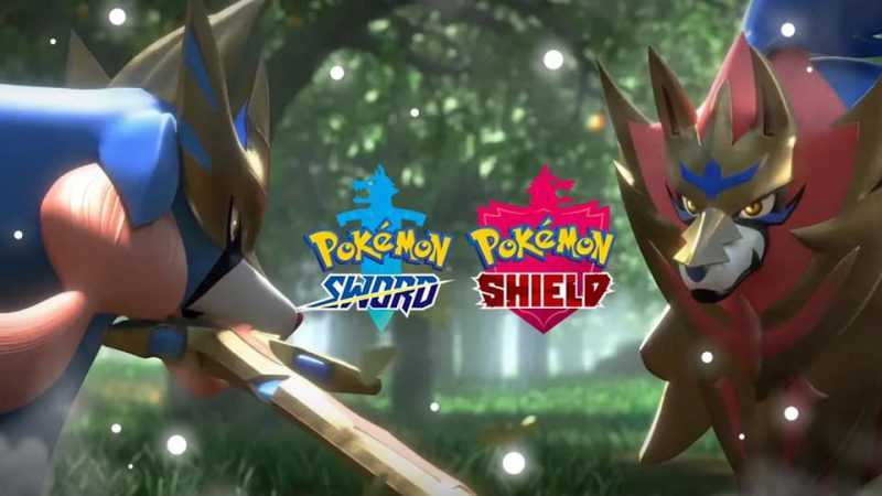 How to get Zacian and Zamazenta in Pokemon Sword and ...