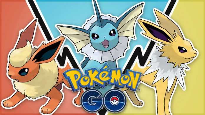 how to pick eevee evolution every time in pokemon go