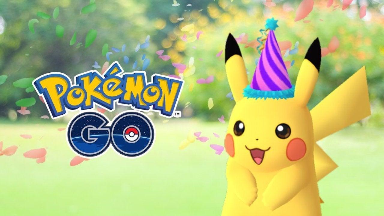 Next Pokemon Go Event Gives Pikachu a