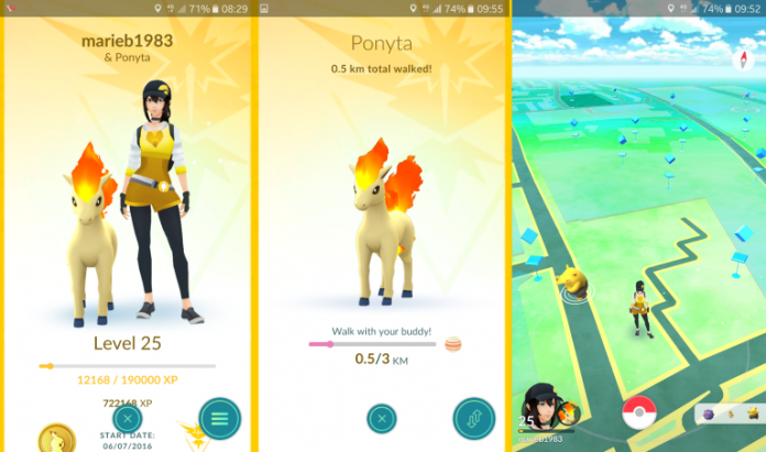 pokemon go and the new buddy system what you need to know