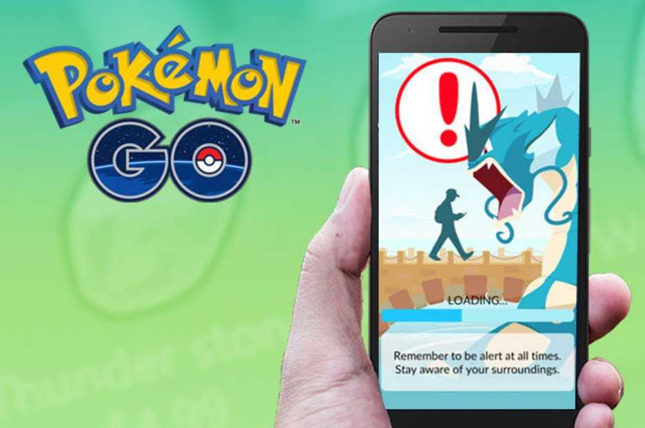 Pokemon Go glitch makes game impossible to play: but there ...