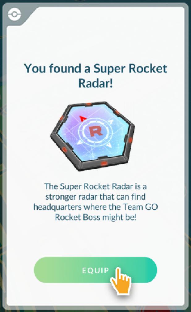 pokemon go how to get super rocket radar tips prima games