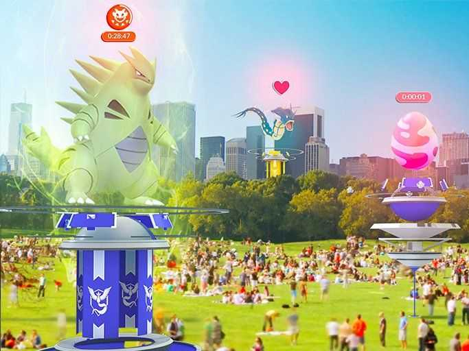 pokemon go raids end times cycles and more