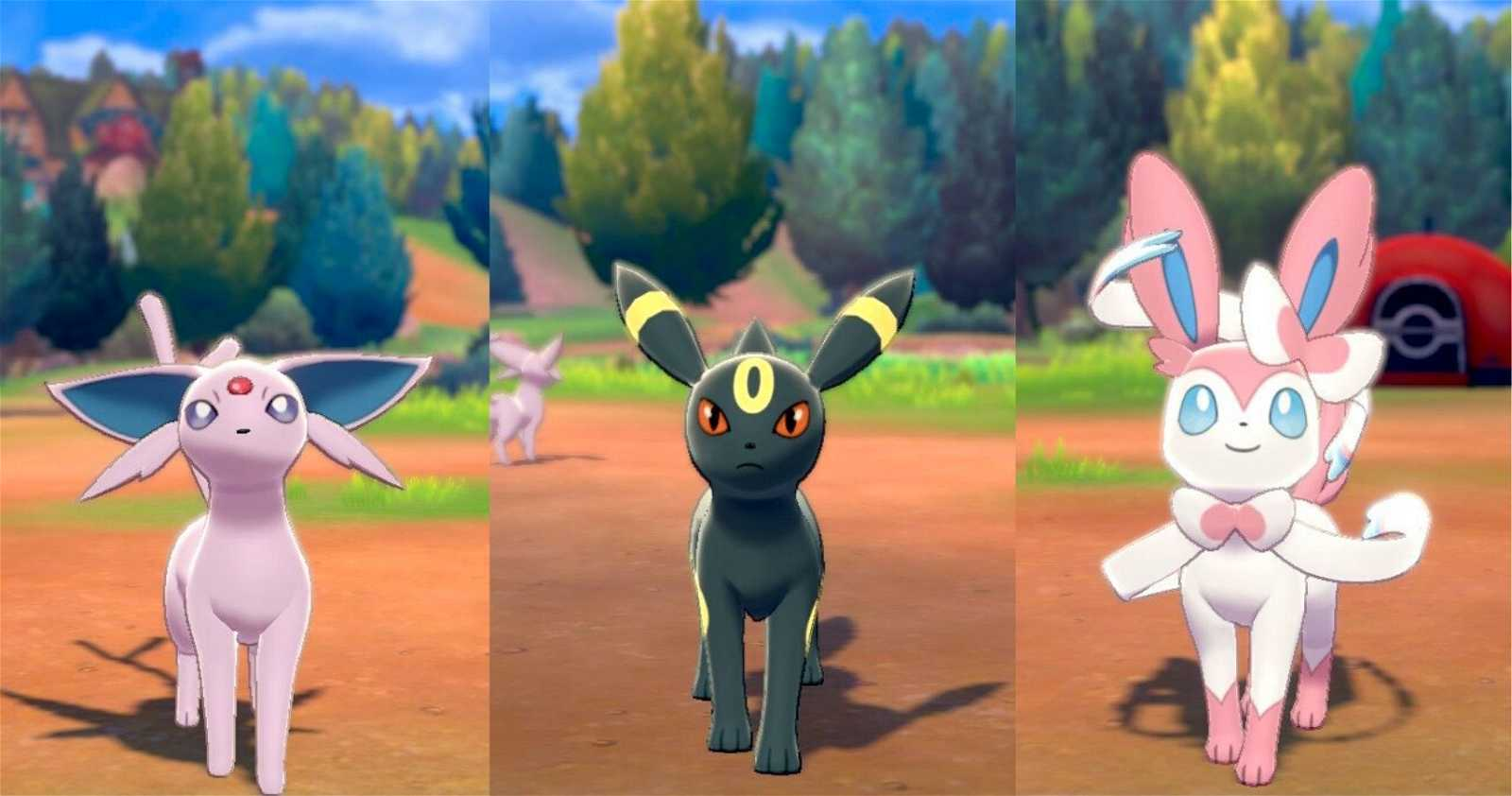 Pokémon Sword & Shield: How To Find And Evolve Eevee Into ...