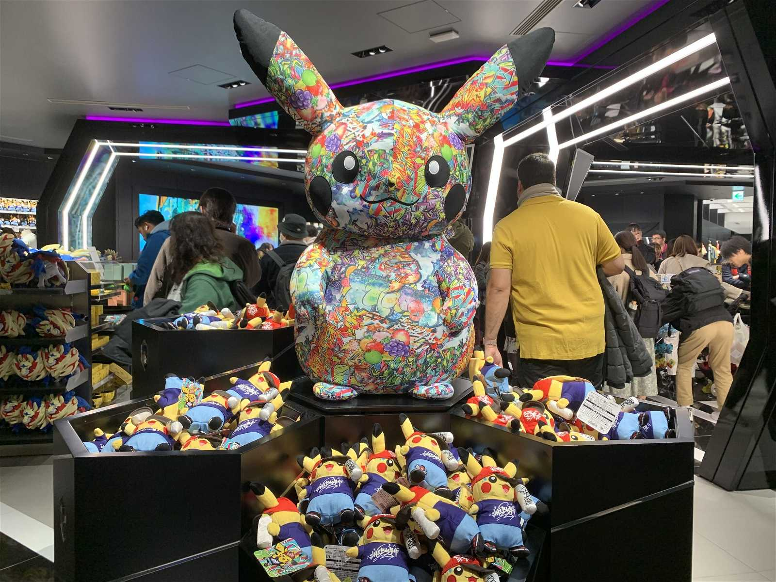 What to Buy at Pokemon Center 2020